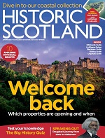 Historic Scotland magazine autumn 2020