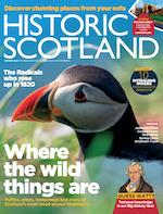 Historic Scotland magazine summer 2020