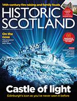 Historic Scotland magazine autumn 2019
