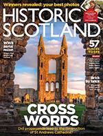Historic Scotland Magazine Spring 2019