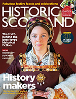 Historic Scotland magazine winter 2019