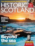 Historic Scotland magazine spring 2020