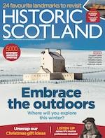 Historic Scotland magazine winter 2020