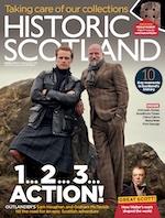 Historic Scotland Magazine Spring 2021