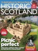 Historic Scotland Magazine Summer 2021
